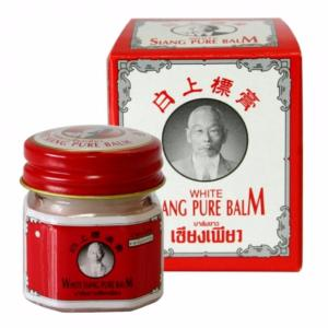 Baume blanc 12g Siang Pure