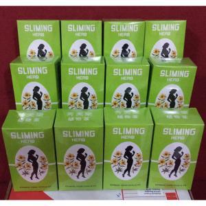 Sliming herb - tisane cure minceur